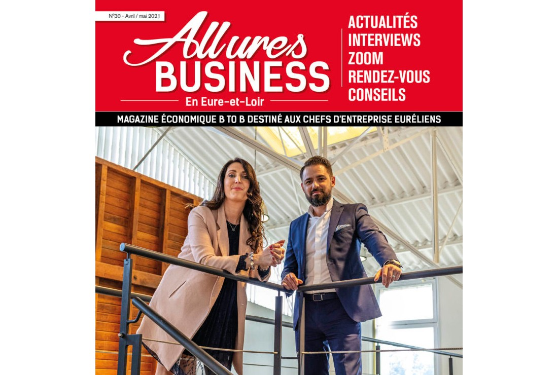 Chartres Initiatives dans Allures Business 28 - Mai 2021