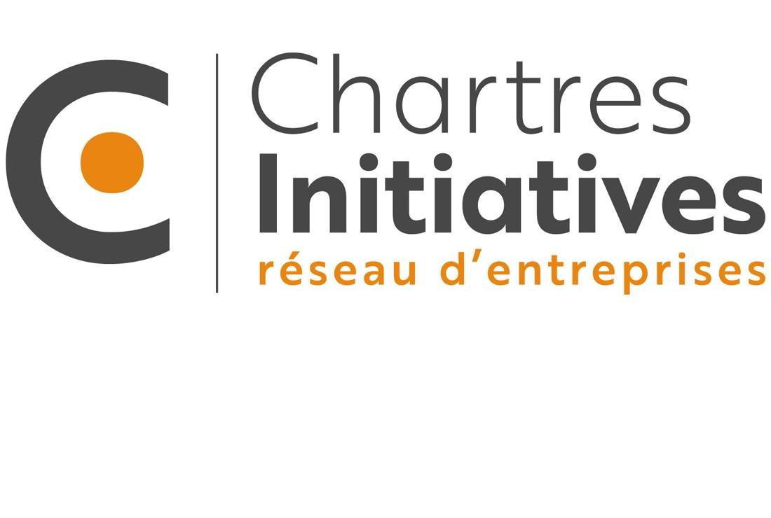 Un Nouveau Logo pour Chartres Initiatives